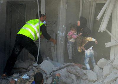 Quotidien en Syrie