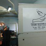 Matériel médical pour une salle d'opération