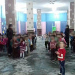 Inauguration of the kindergarten, April 9th, 2016.