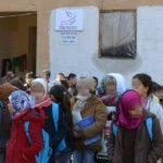 Der Verein Tübinger Syrienhilfe unterstützt den Bau von Klassenzimmern
